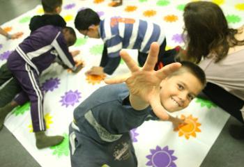 YMCA programa de ludoteca, ocio y tiempo libre