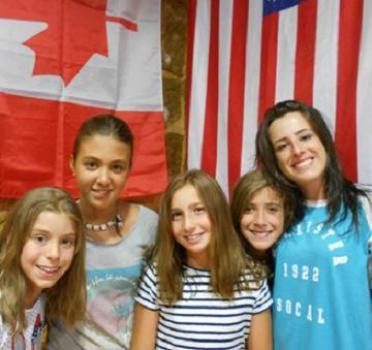 YMCA Programa de Inmersión lingüística YMCA Camp Priego y Salduero